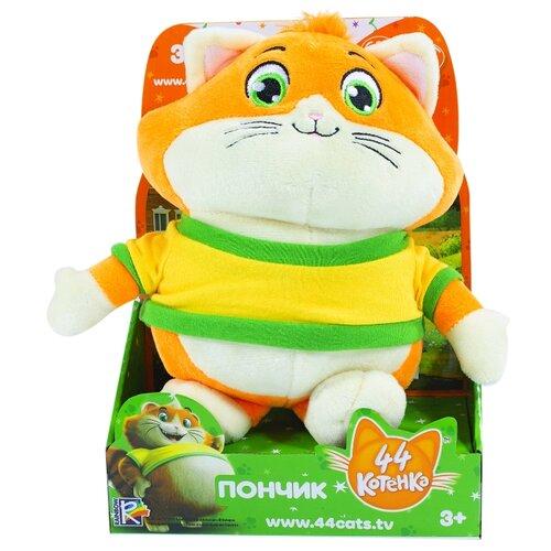 Купить Мягкая игрушка 44 Котенка Пончик 20 см, Мягкие игрушки