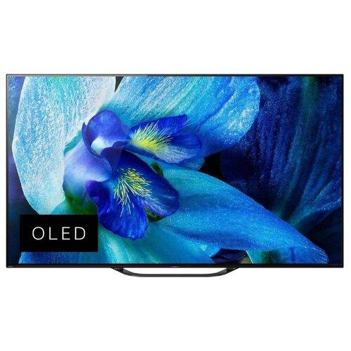 Фото - Телевизор OLED Sony KD-65AG8 64.5 (2019) черный жк телевизор sony oled телевизор 55 kd 55ag9