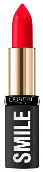 L'Oreal Paris x Isabel Marant Color Riche помада для губ увлажняющая матовая