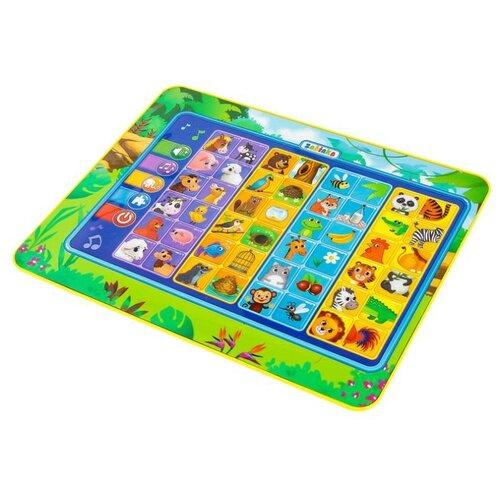Купить Планшет Zabiaka Соединяй пары (3597054) зелeный, Детские компьютеры