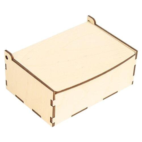 Купить Astra & Craft Деревянная заготовка для декорирования Коробочка L-271 дерево, Декоративные элементы и материалы