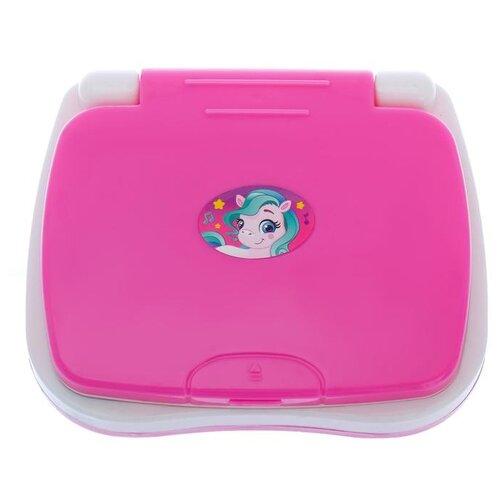 Компьютер Zabiaka Умный компьютер (3984904/3984905) розовый компьютер