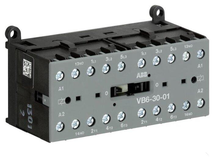 Контакторный блок/ пускатель комбинированный ABB GJL1211901R8014