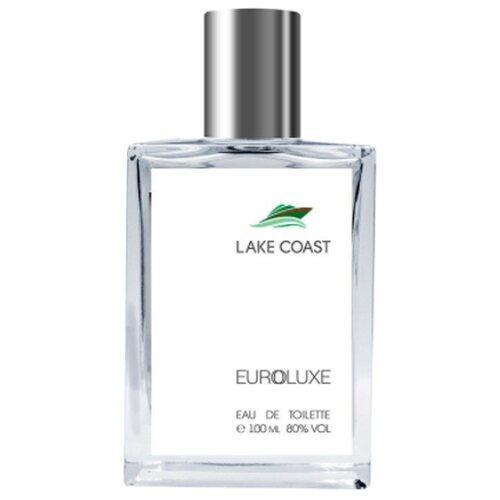 Туалетная вода Euroluxe Lake Coast, 100 мл  - Купить