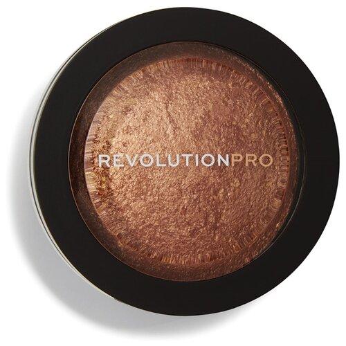 Купить REVOLUTION Хайлайтер для лица Skin Finish Pro Golden glare