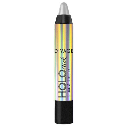DIVAGE Голографический контурный стик Holo Stick strobe and shimmer № 01