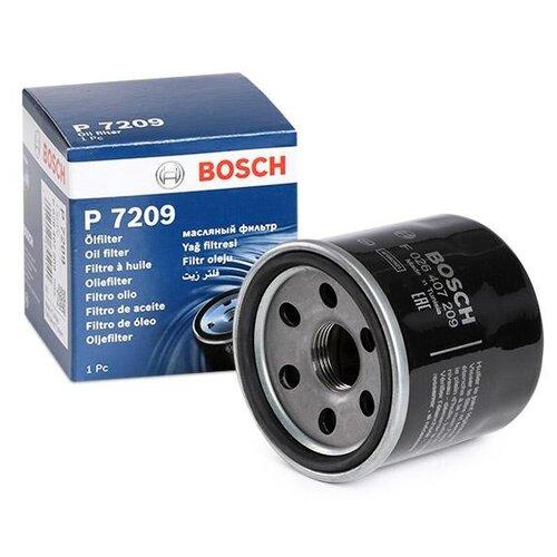 Масляный фильтр Bosch BOSCH F026407209