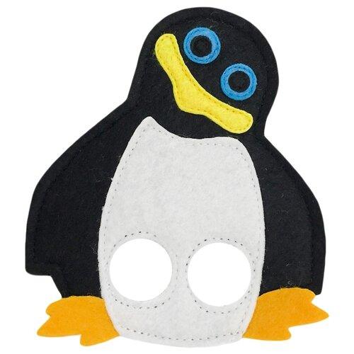 Santa Lucia Пальчиковая кукла Пингвин (3055) белый/черный кукла pullip dal lucia