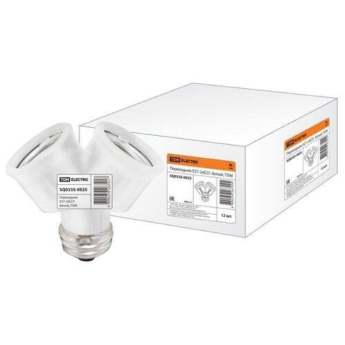 Патрон E27 TDM ЕLECTRIC SQ0335-0025 патрон tdm sq0319 0007
