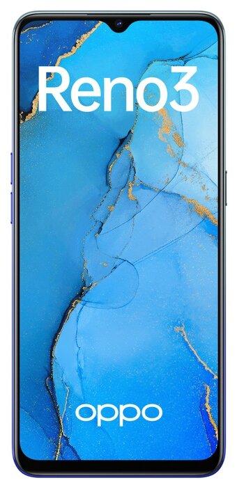 Смартфон OPPO Reno 3 8/128GB — 15 предложений — купить по выгодной цене на Яндекс.Маркете