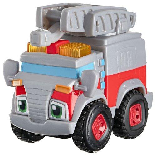 Купить Пожарный автомобиль Alpha Group Rev&Roll Сприцер серебристый/красный, Машинки и техника