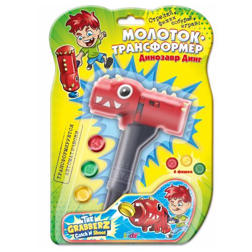 Молоток-трансформер Origami Динозавр Динг, Спортивные игры и игрушки  - купить со скидкой