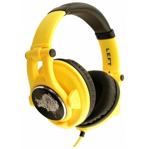 Наушники Fischer Audio Wicked Queen yellow fischer сумка fischer