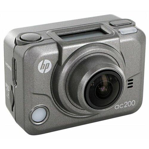 Экшн-камера HP ac200w серый