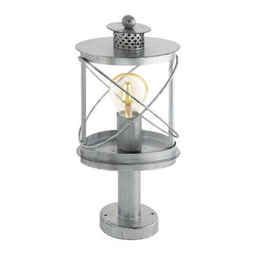 Eglo Светильник уличный Hilburn 1 94867 eglo светильник уличный hilburn 94843