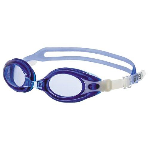 Фото - Очки для плавания ATEMI M503/501/504 синий/белый очки маска для плавания atemi z401 z402 синий серый