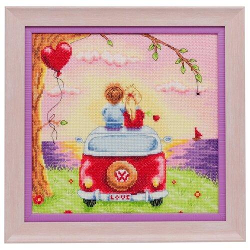 Купить Ажур Набор для вышивания Про любовь, Наборы для вышивания