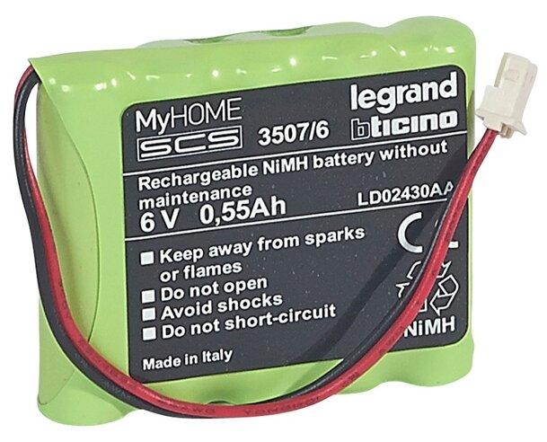 Аккумуляторная батарея Legrand 067516 0.55 А·ч