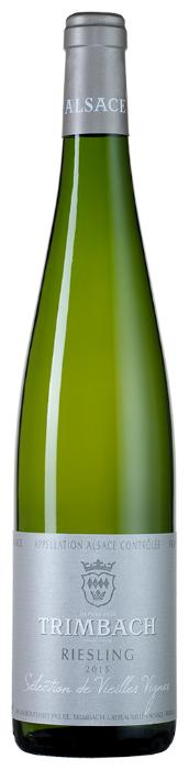Вино Trimbach Riesling Selection de Vieilles Vignes, 2015, 0.75 л