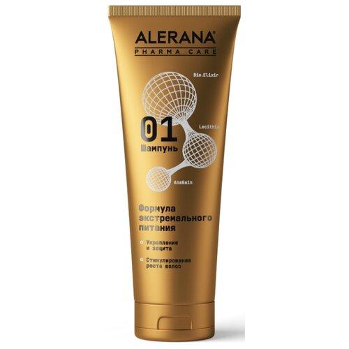 Alerana шампунь для волос Pharma Care Формула экстремального питания, 260 мл