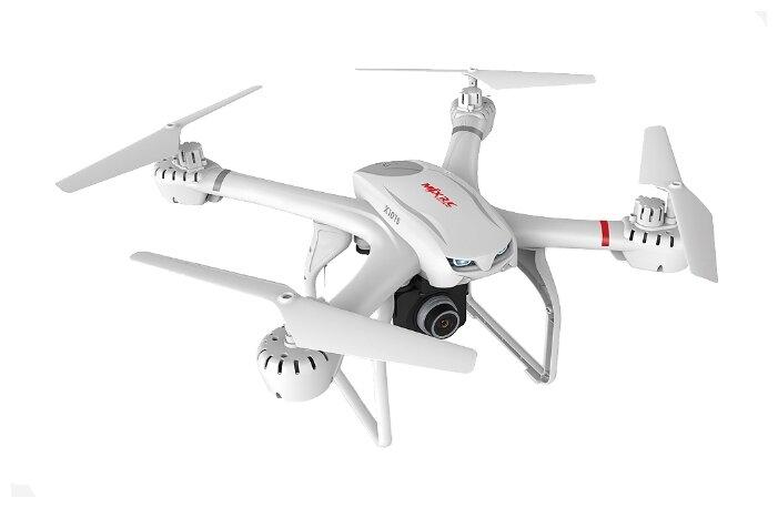 Квадрокоптер MJX X101S белый фото 1