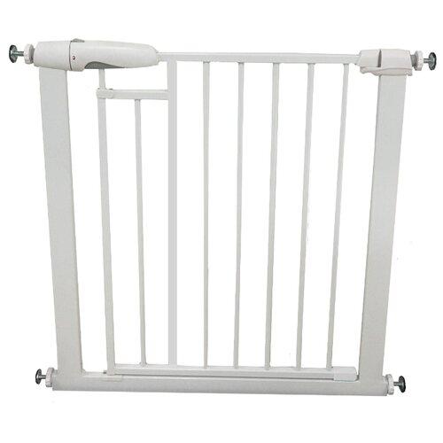 Купить Baby Safe Ворота безопасности 76-83 см XY-005 белый, Ворота безопасности, перегородки