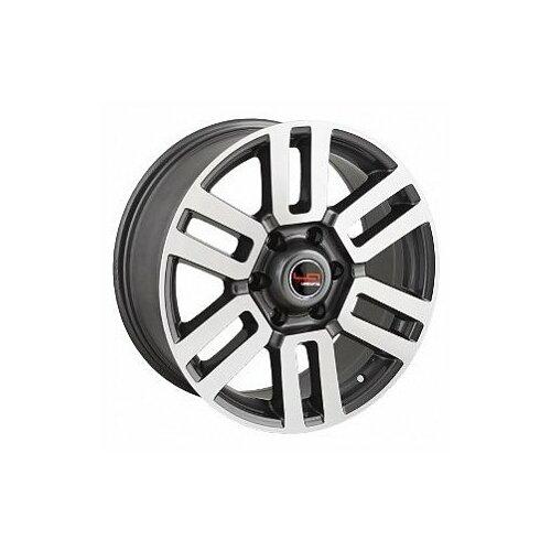 цена на Колесный диск LegeArtis TY78 7.5x18/6x139.7 D106.2 ET25 GMF