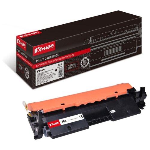Фото - Картридж лазерный Комус 30A CF230A черный, для HP LJ Pro M203/M227 картридж лазерный комус 49a q5949а черный для нр1160 1320 3390 3392