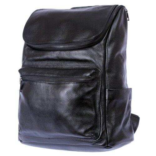 Мужской рюкзак кожаный 8007