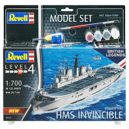 Купить Набор со сборной моделью Линейный крейсер HMS «Инвинсибл», Revell, Сборные модели