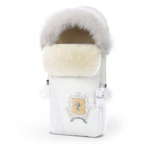 Конверт в коляску Esspero Heir SW (White) комплекты в коляску esspero комплект постельного белья в коляску conny 5 предметов