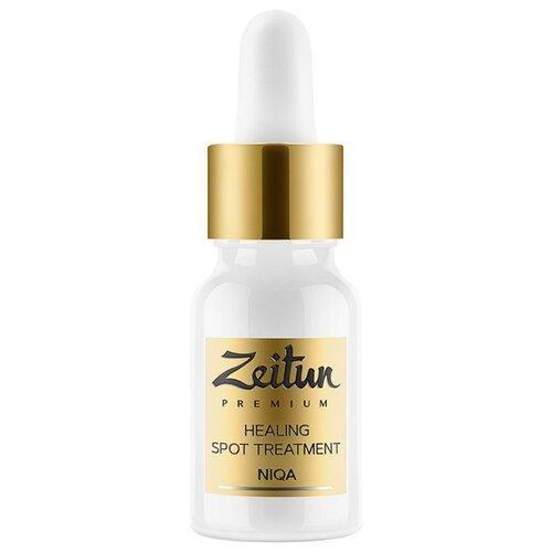 Zeitun Противовоспалительный эликсир для точечного нанесения NIQA с маслом черного тмина, 10 мл