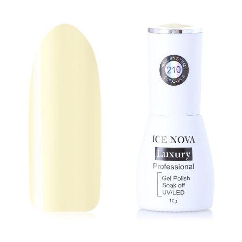 Купить Гель-лак для ногтей ICE NOVA Luxury Professional, 10 мл, 210