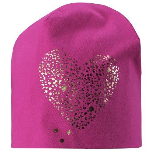Купить Шапка Lassie размер S/003, 4680 розовый, Головные уборы