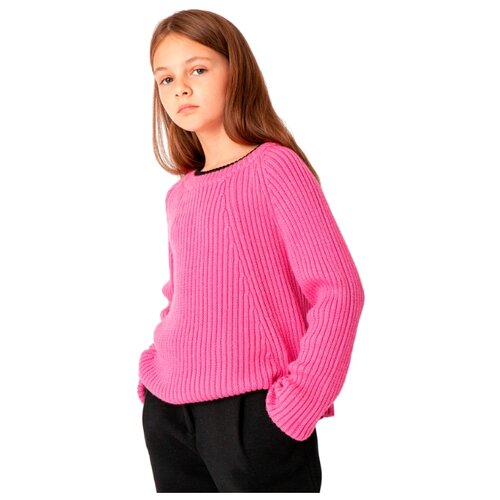 Джемпер Gulliver размер 170, розовый, Свитеры и кардиганы  - купить со скидкой