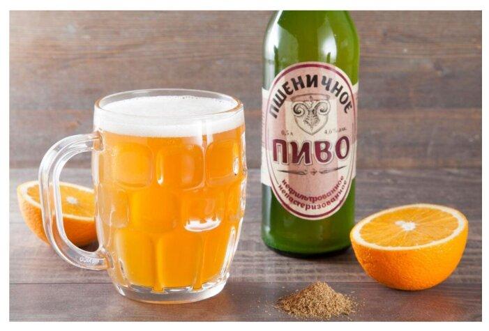 Пиво пшеничное ВкусВилл Witbier 0.5 л