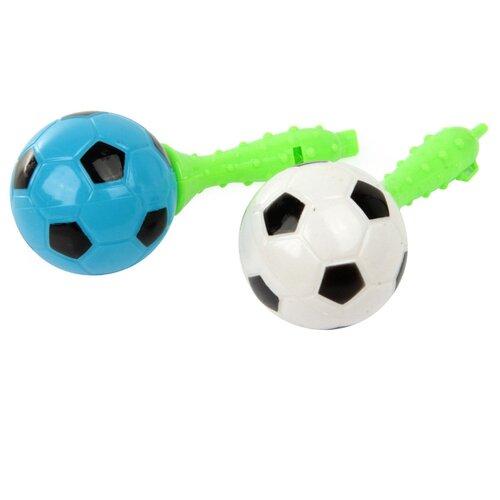 Купить Shantou Gepai маракас 62828 голубой/зеленый/белый, Детские музыкальные инструменты
