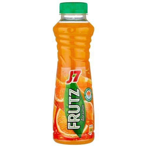Фото - Напиток сокосодержащий J7 Frutz Апельсин, 0.385 л j7