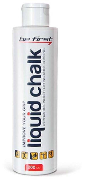 Магнезия Be First Liquid Chalk, 200 мл