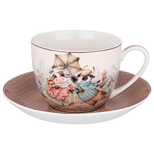 Чайная пара рандеву 380мл Lefard (359-729)