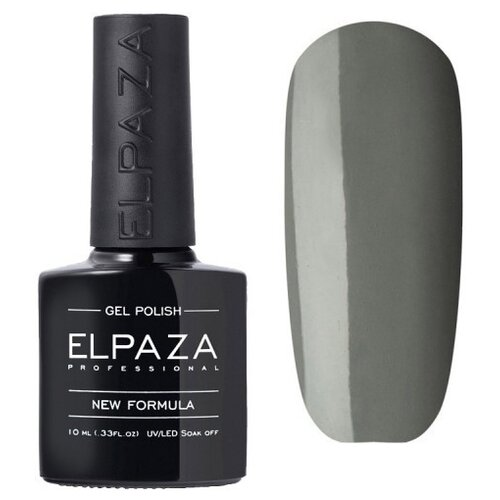 Купить Гель-лак для ногтей ELPAZA Classic, 10 мл, 017 Тёмная Византия