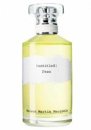 Туалетная вода Maison Margiela Untitled L Eau