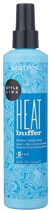 Matrix Термозащитный спрей для волос Style link Heat buffer, средняя фиксация