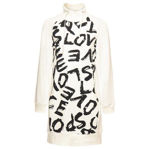 Купить Платье M&D размер 140, молочный, Платья и сарафаны