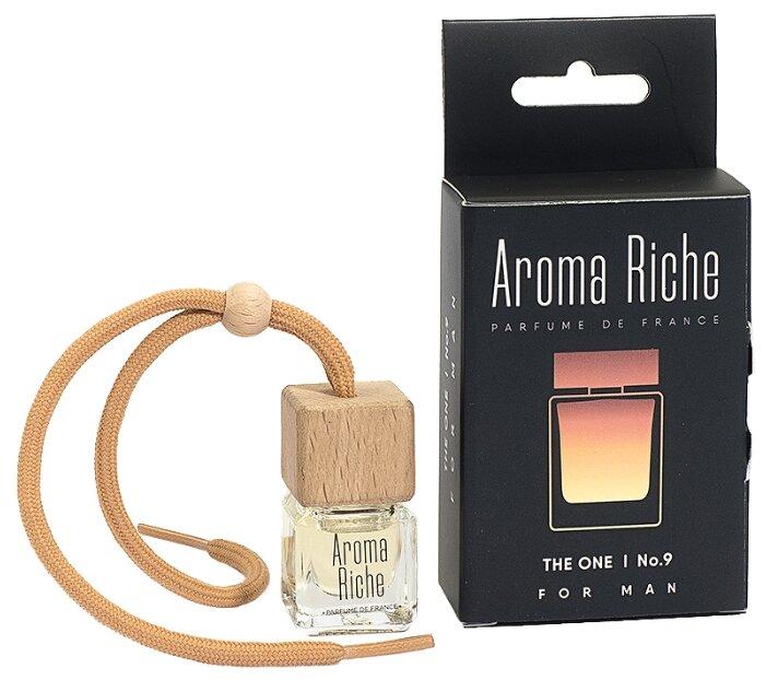 Автолидер Ароматизатор для автомобиля, Aroma Riche мужской, The One №9 5 мл