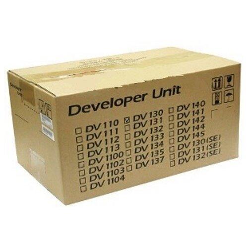 Фото - DV-130 Developer Unit | 302HS93021 узел проявки Kyocera, 100 000 стр., черный узел проявки kyocera dv 1130 e для fs 1030mfp 1130mfp