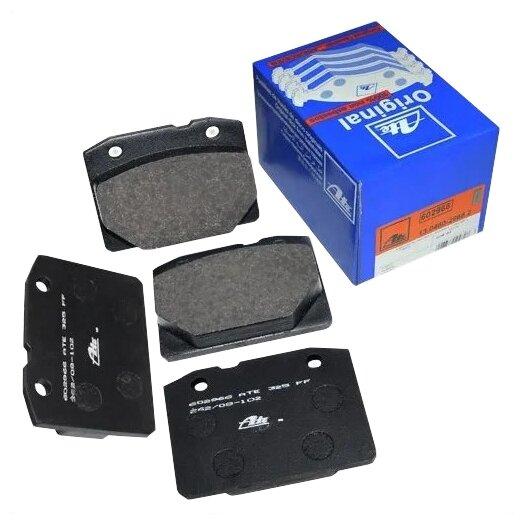 Дисковые тормозные колодки передние ATE 13.0460-2966.2 для LADA 2101 (4 шт.)