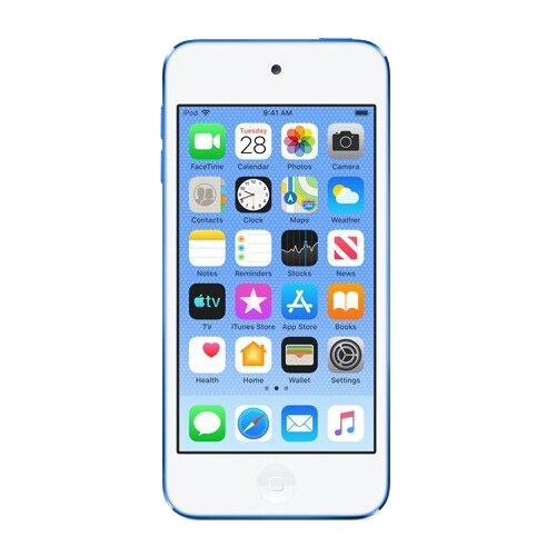 цена на Плеер Apple iPod touch 7 32GB голубой
