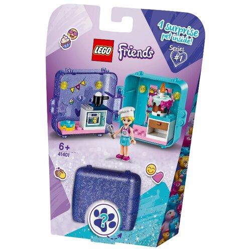 Купить Конструктор LEGO Friends 41401 Игровая шкатулка Стефани, Конструкторы
