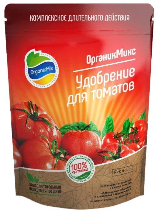 Удобрение Organic Mix для томатов